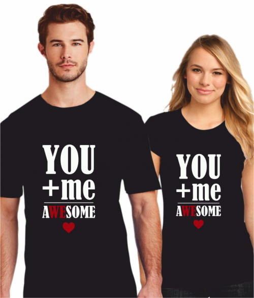 YOU AND ME - BLACK
